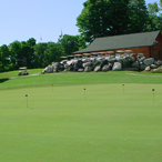 Putting Green - Hiawatha Club